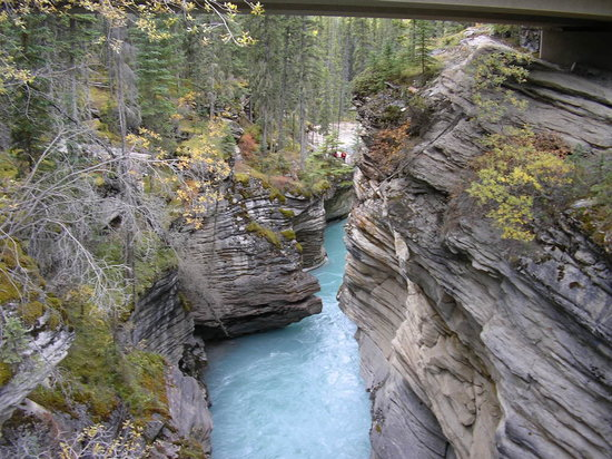 Athabasca Falls Pics, Earth Collection
