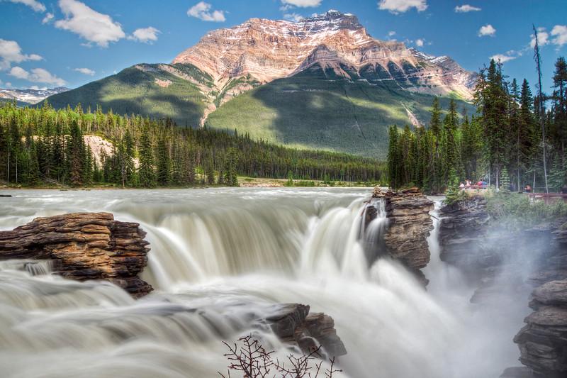 800x533 > Athabasca Falls Wallpapers