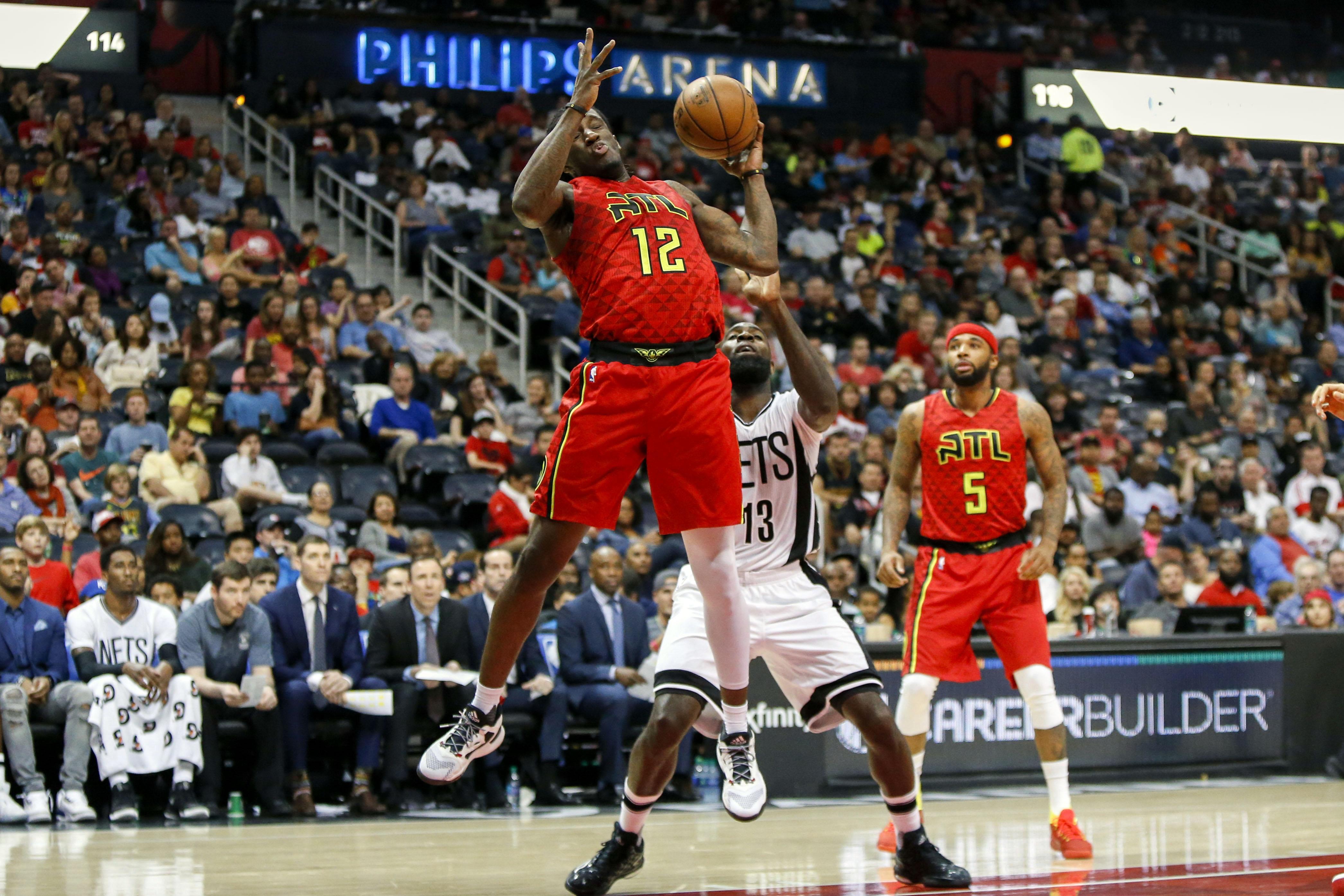 Atlanta Hawks #10