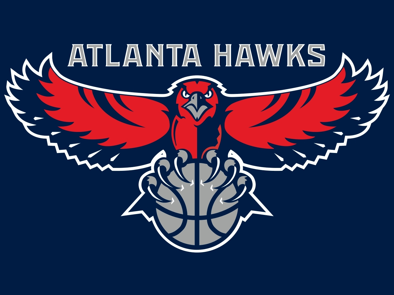 HD Quality Wallpaper | Collection: Sports, 1365x1024 Atlanta Hawks