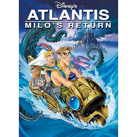 Images of Atlantis: Milo's Return | 470x470
