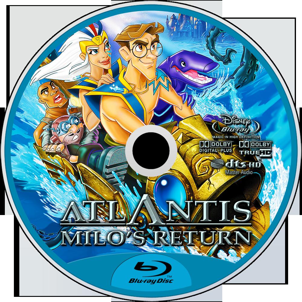 Nice wallpapers Atlantis: Milo's Return 1000x1000px