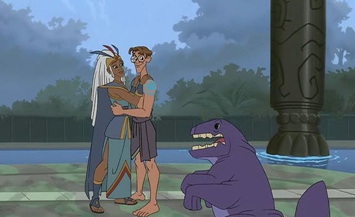 HQ Atlantis: Milo's Return Wallpapers | File 35.75Kb