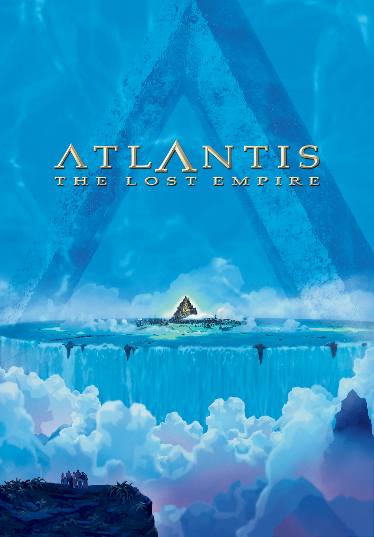 Atlantis: The Lost Empire Backgrounds on Wallpapers Vista