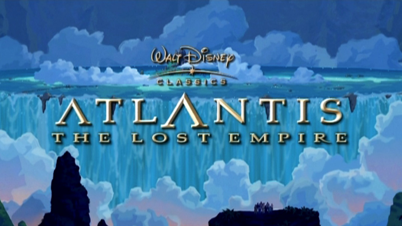 Amazing Atlantis: The Lost Empire Pictures & Backgrounds