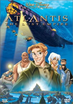 Nice wallpapers Atlantis: The Lost Empire 312x445px