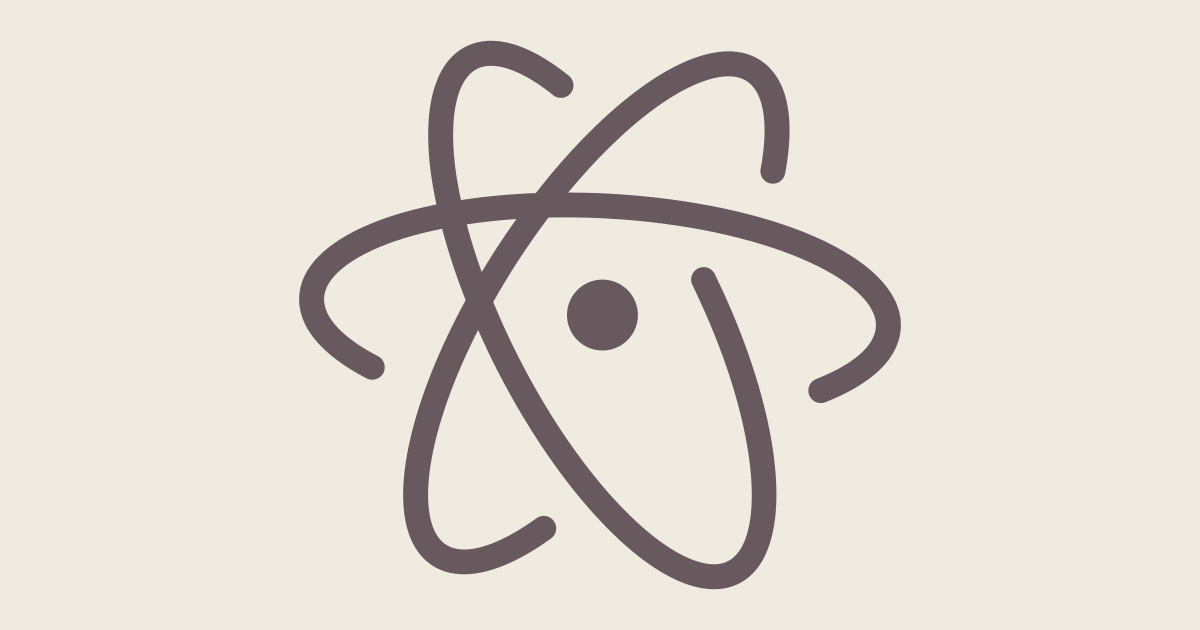 Atom Backgrounds on Wallpapers Vista