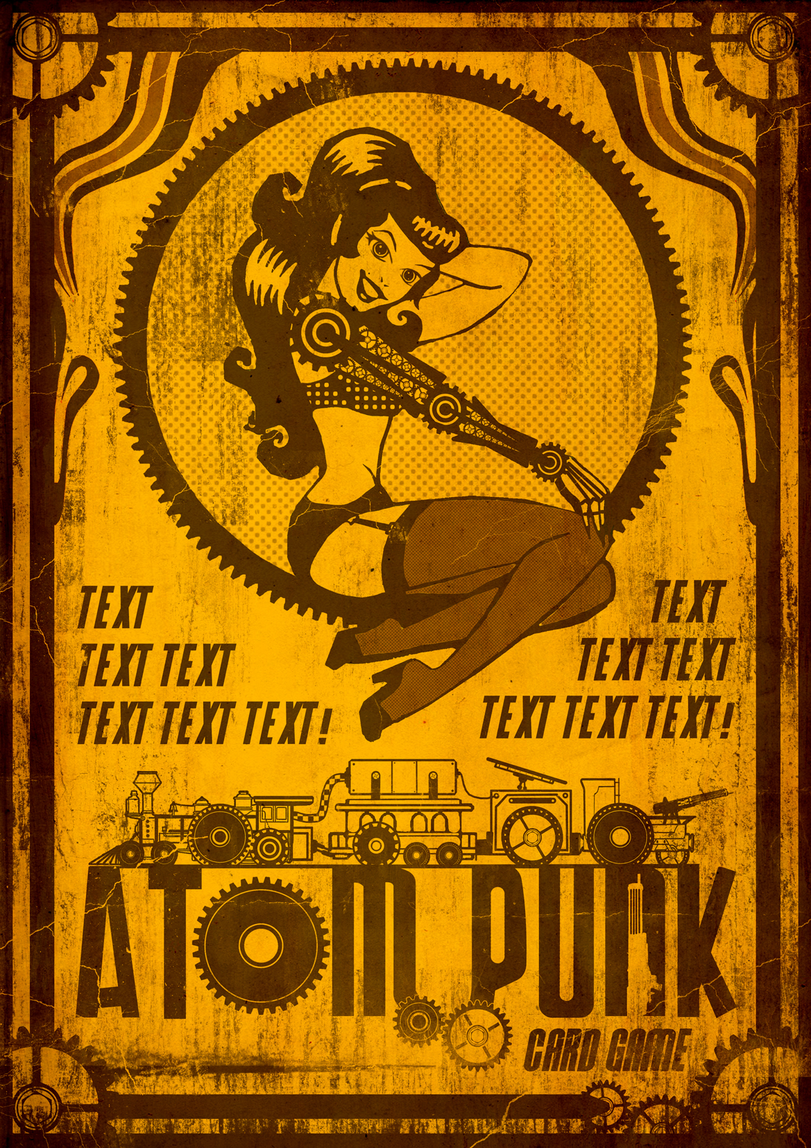 1169x1654 > Atompunk Wallpapers