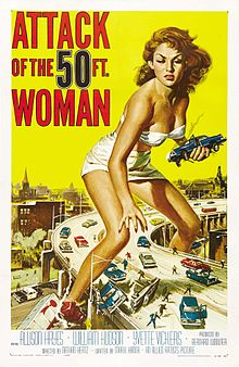 Amazing Attack Of The 50 Foot Woman Pictures & Backgrounds