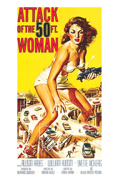 Attack Of The 50 Foot Woman High Quality Background on Wallpapers Vista