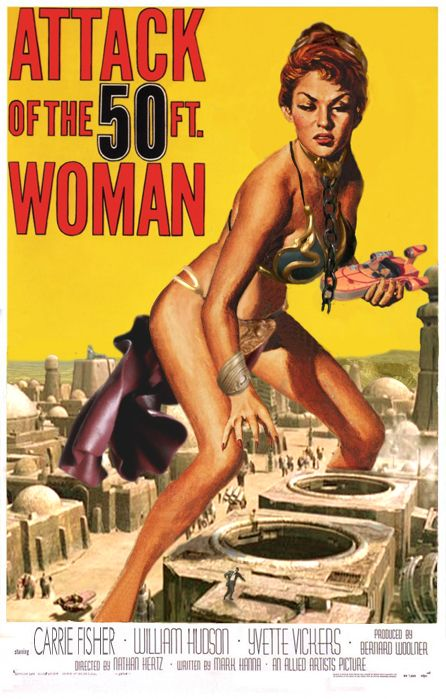 High Resolution Wallpaper | Attack Of The 50 Foot Woman 446x699 px