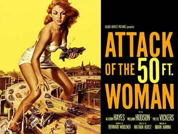 Attack Of The 50 Foot Woman Backgrounds, Compatible - PC, Mobile, Gadgets| 360x272 px