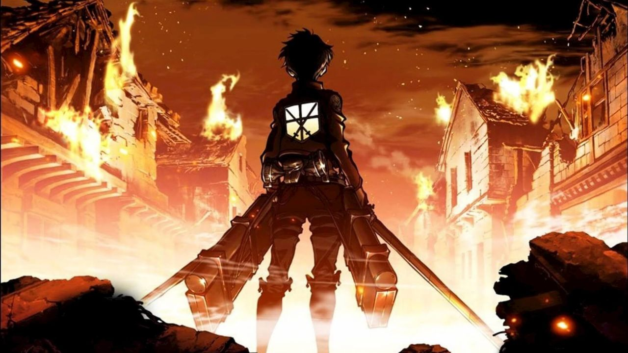Attack On Titan wallpapers, Anime, HQ Attack On Titan ...