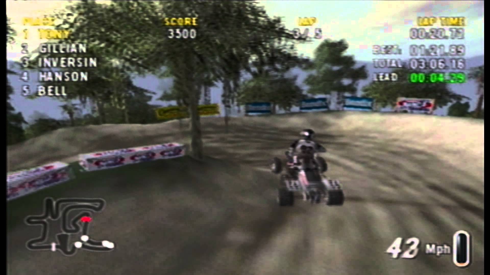 ATV Offroad Fury 2 Pics, Video Game Collection