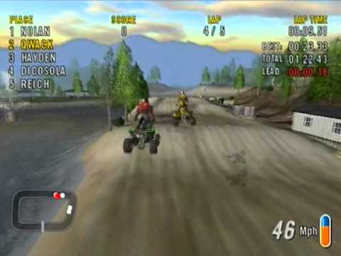 ATV Offroad Fury 2 Backgrounds, Compatible - PC, Mobile, Gadgets| 480x360 px