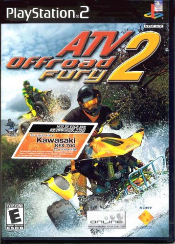358x500 > ATV Offroad Fury 2 Wallpapers