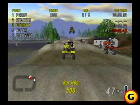 480x360 > ATV Offroad Fury 2 Wallpapers
