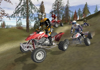 HD Quality Wallpaper | Collection: Video Game, 400x280 ATV Offroad Fury 2