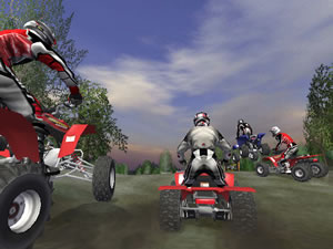Nice wallpapers ATV Offroad Fury 2 300x225px