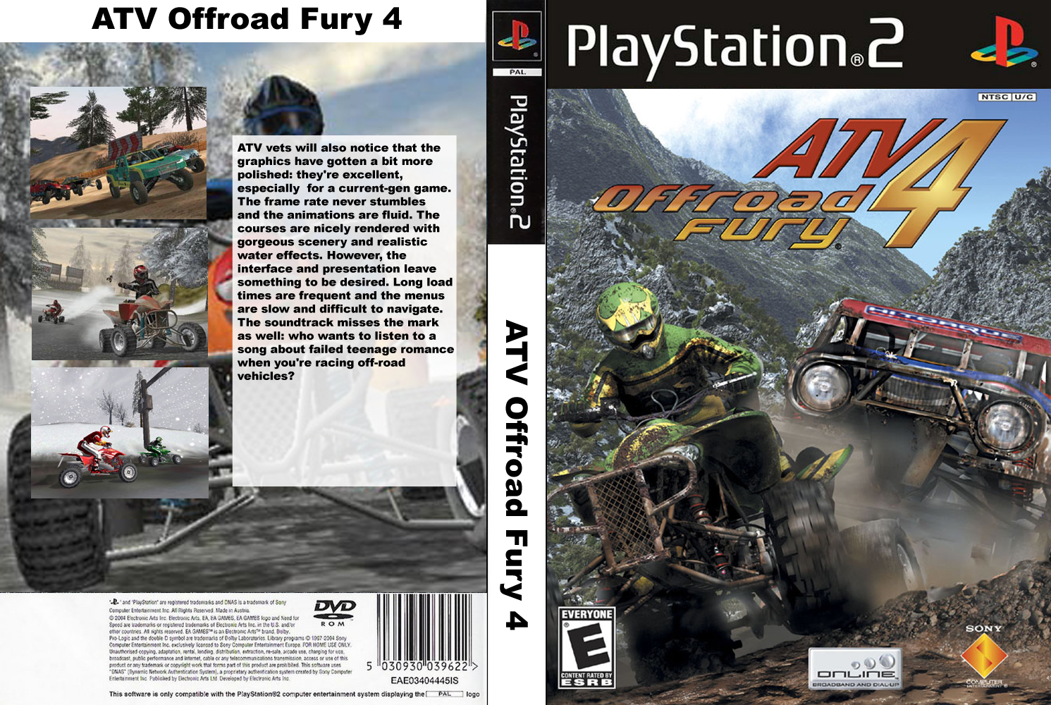 HQ ATV Offroad Fury 4 Wallpapers | File 1078.6Kb