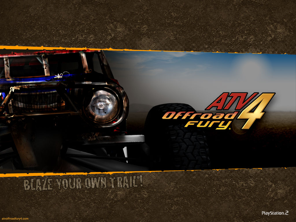 HD Quality Wallpaper | Collection: Video Game, 1024x768 ATV Offroad Fury 4