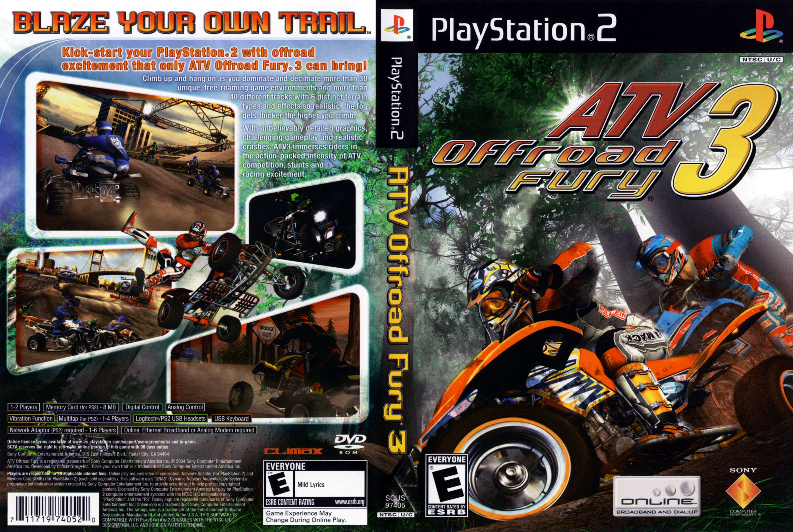 Nice wallpapers ATV Offroad Fury 4 3209x2152px