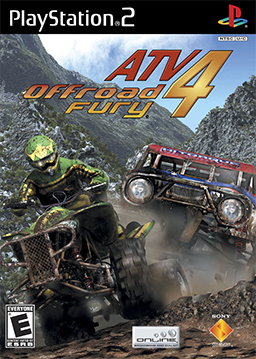 Nice wallpapers ATV Offroad Fury 4 256x359px