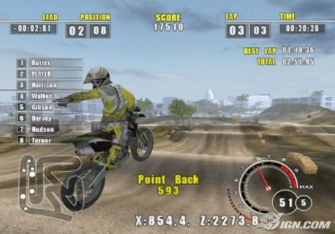 Nice Images Collection: ATV Offroad Fury 4 Desktop Wallpapers