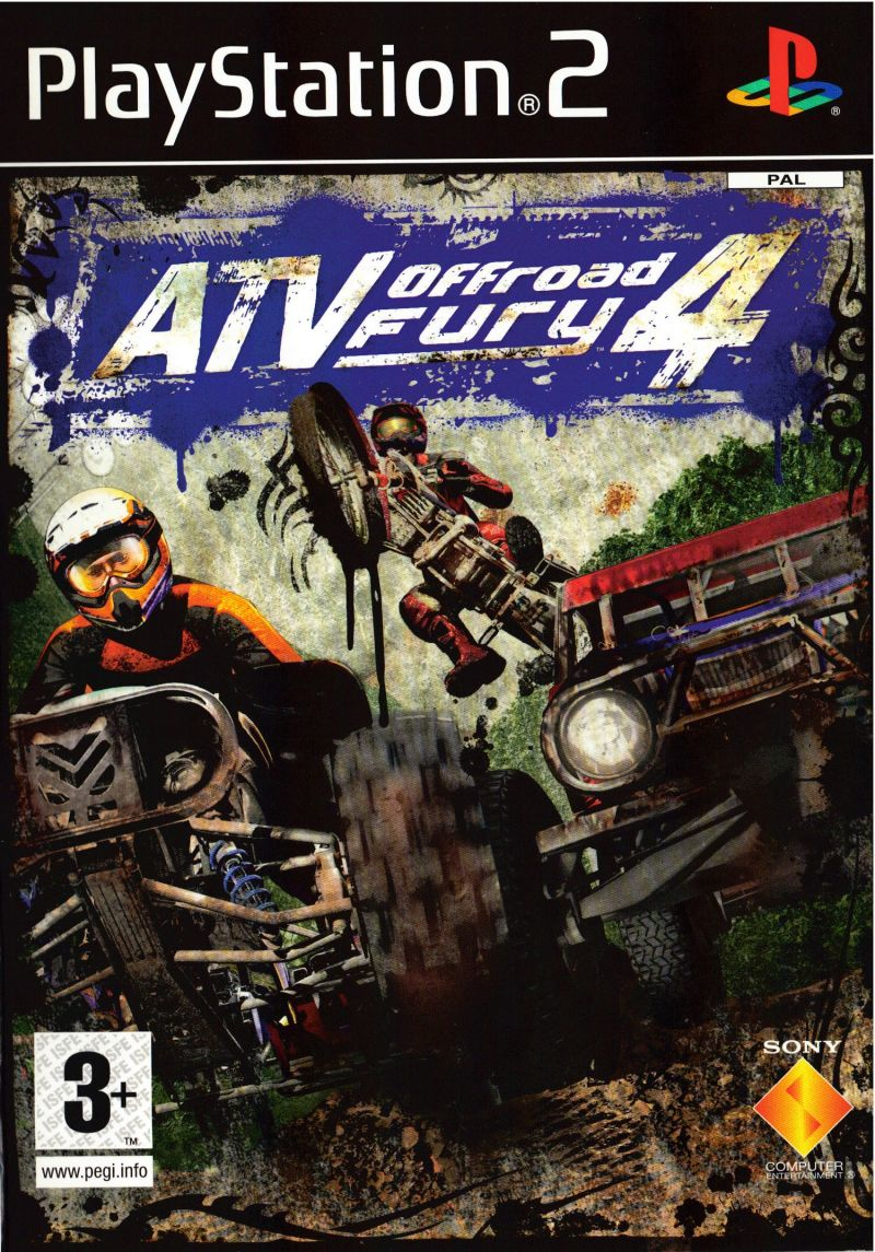 Amazing ATV Offroad Fury 4 Pictures & Backgrounds