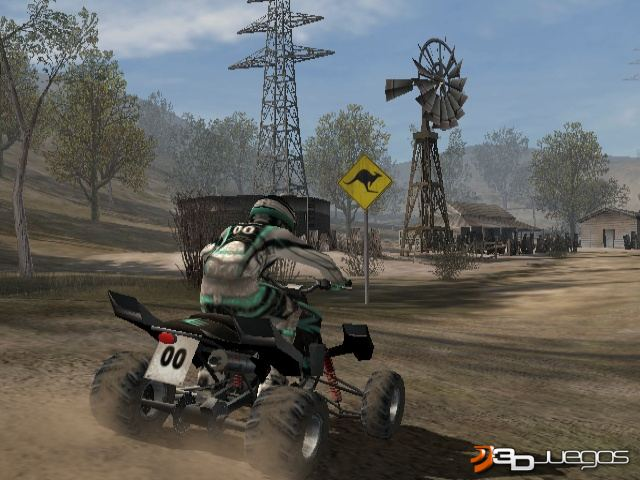 ATV Offroad Fury 4 Backgrounds on Wallpapers Vista