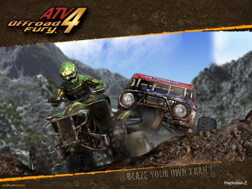 500x375 > ATV Offroad Fury 4 Wallpapers