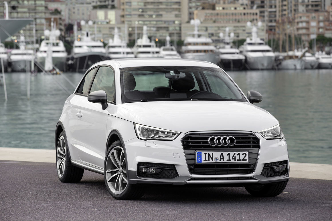 HQ Audi A1 Wallpapers | File 144.72Kb