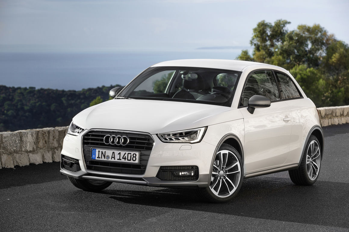 Nice wallpapers Audi A1 1160x773px