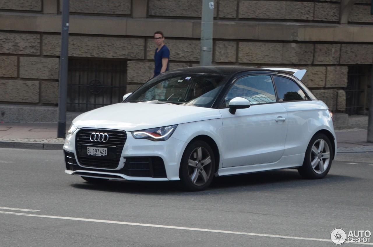 Images of Audi A1 Quattro | 1280x848