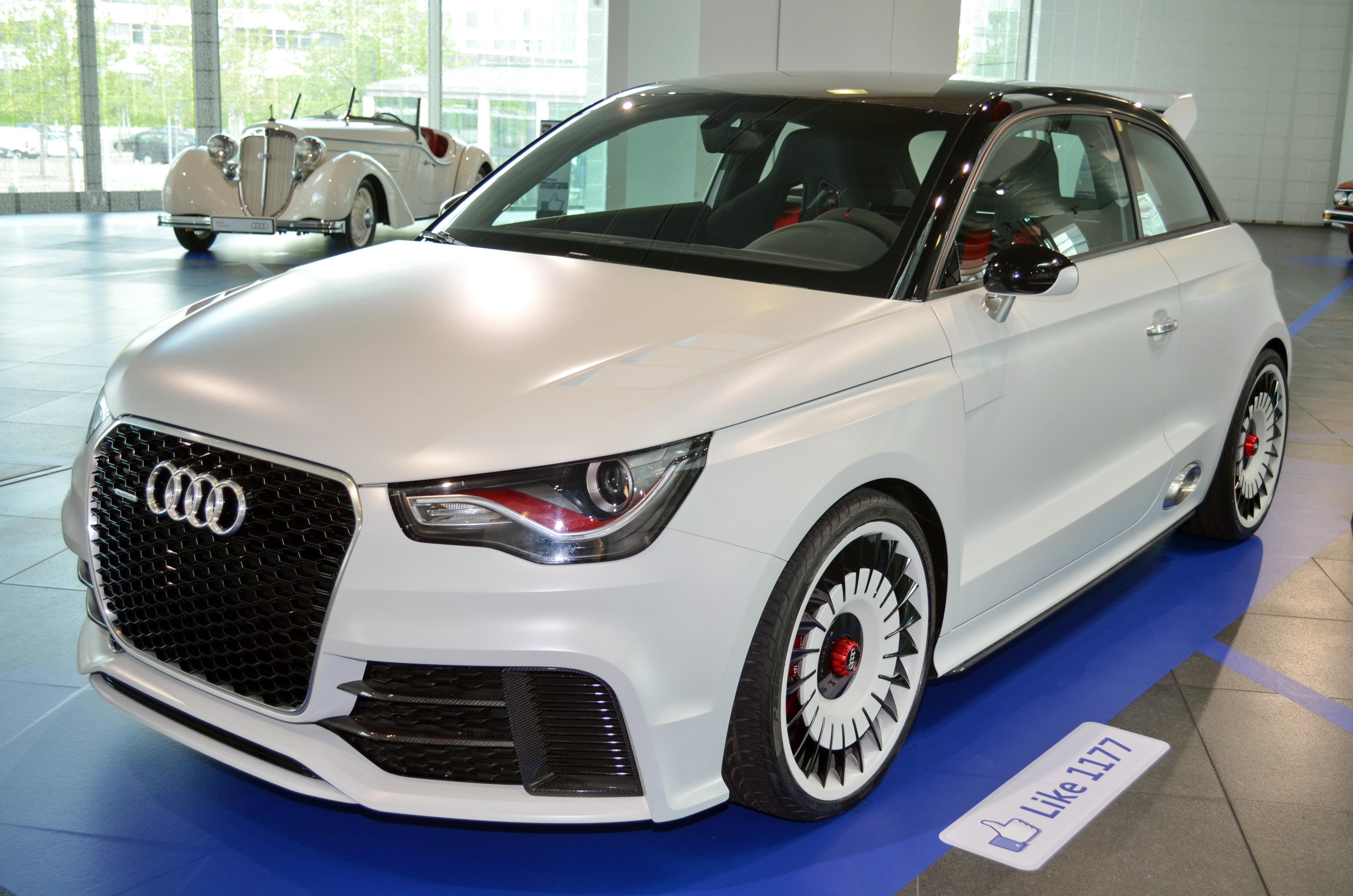 High Resolution Wallpaper | Audi A1 Quattro 4928x3264 px