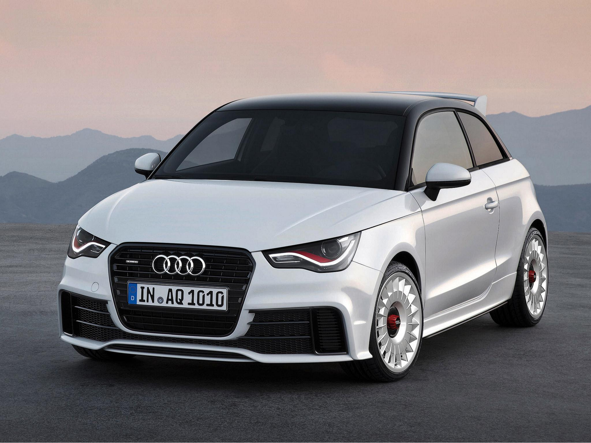 HD Quality Wallpaper | Collection: Vehicles, 2048x1536 Audi A1 Quattro