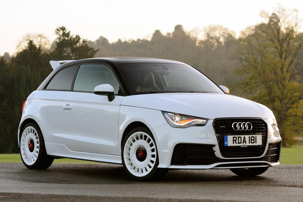 HD Quality Wallpaper | Collection: Vehicles, 1013x675 Audi A1 Quattro