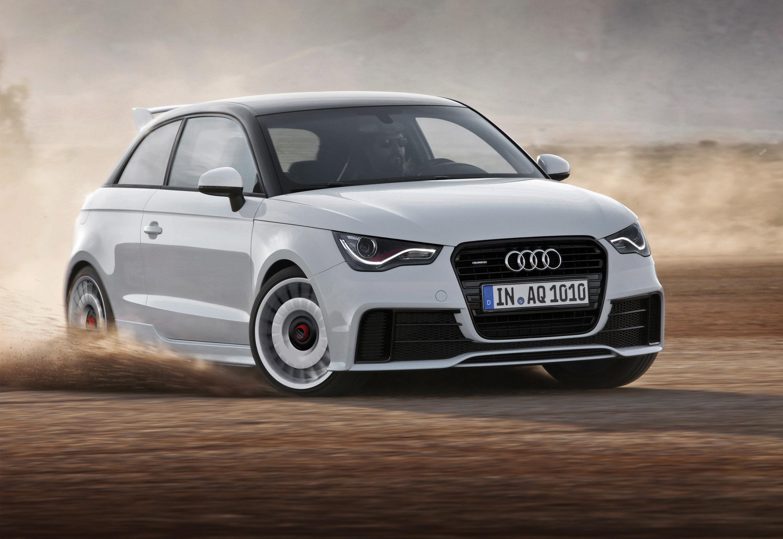 Amazing Audi A1 Quattro Pictures & Backgrounds