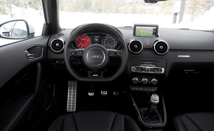 HD Quality Wallpaper | Collection: Vehicles, 429x262 Audi A1 Quattro