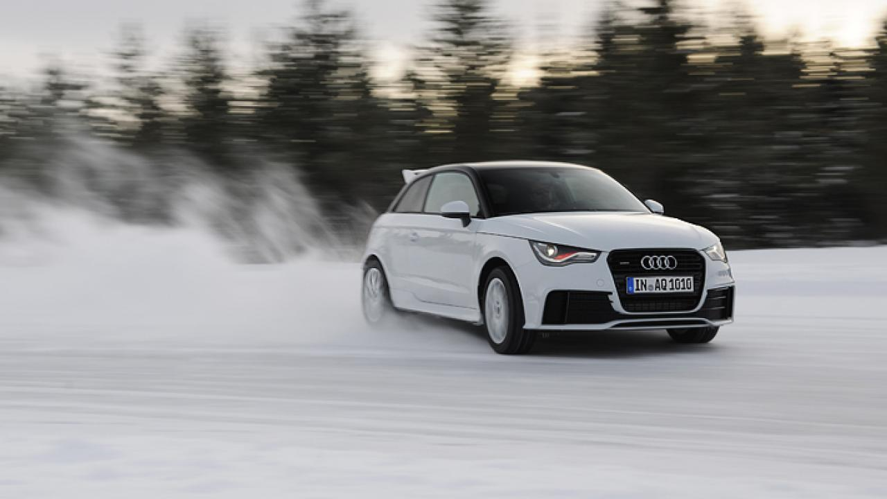 Nice wallpapers Audi A1 Quattro 1280x720px