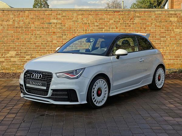 Audi A1 Quattro Backgrounds on Wallpapers Vista