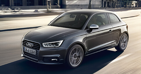 Nice wallpapers Audi A1 486x255px