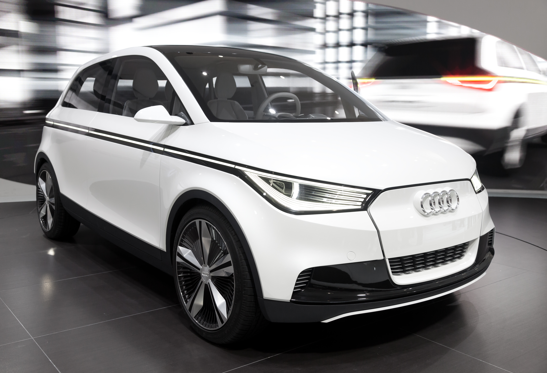Audi A2 Concept Pics, Vehicles Collection
