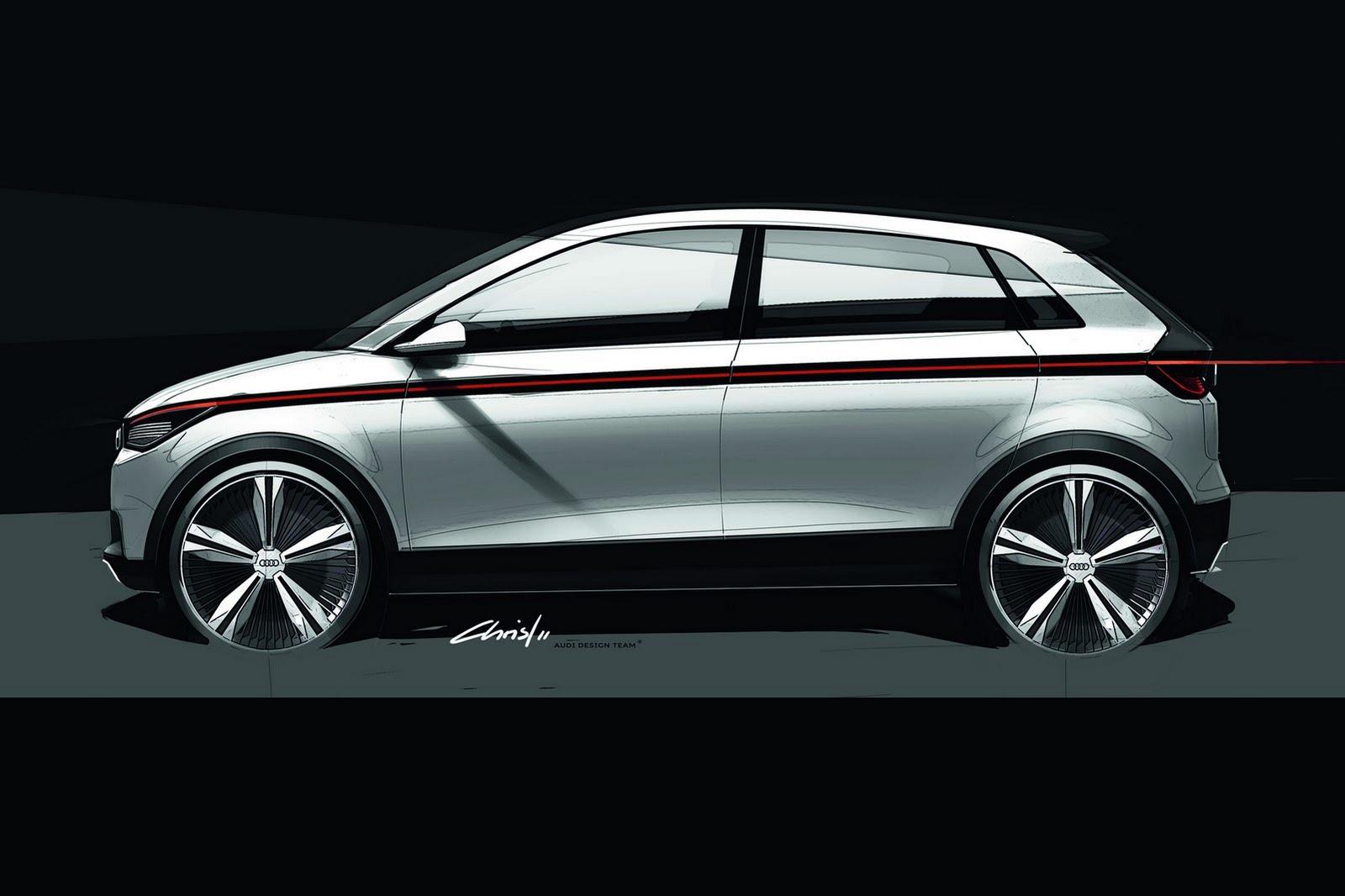 High Resolution Wallpaper | Audi A2 Concept 1600x1066 px