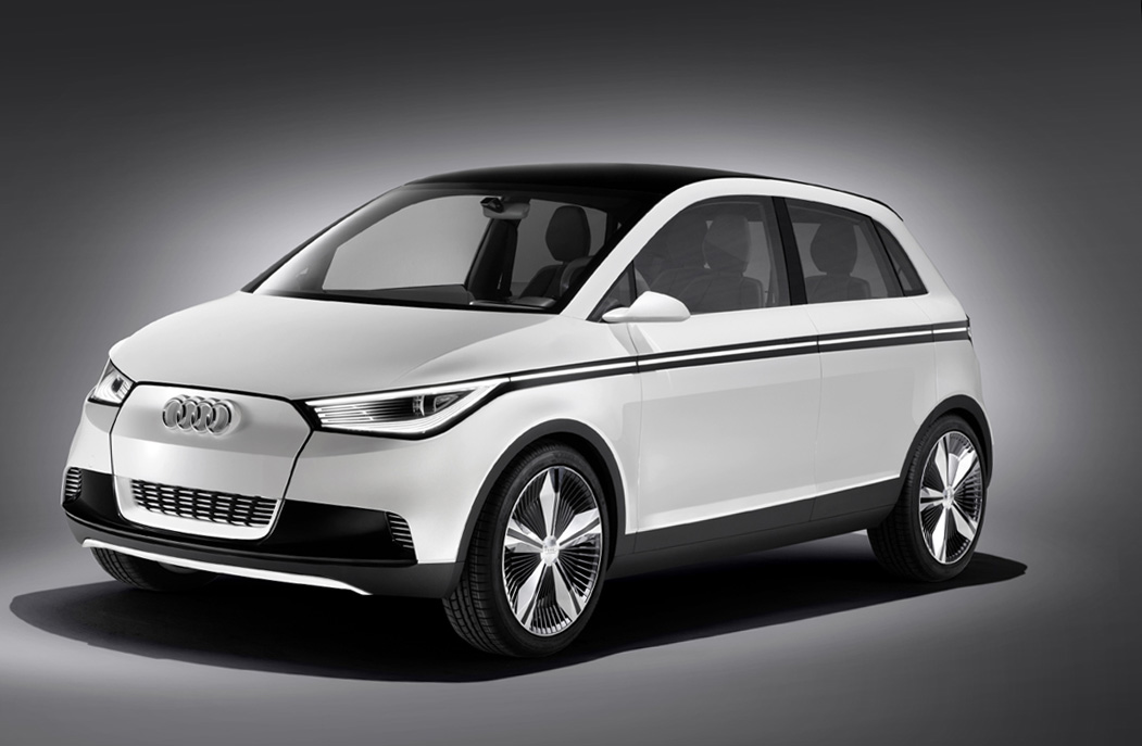 Audi A2 Concept Backgrounds on Wallpapers Vista