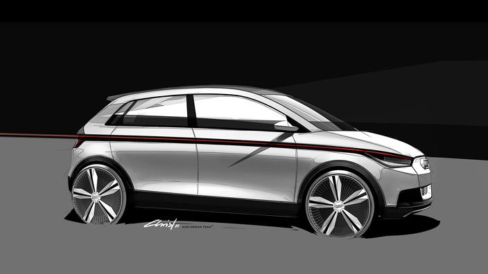 Audi A2 Concept Backgrounds, Compatible - PC, Mobile, Gadgets| 704x396 px