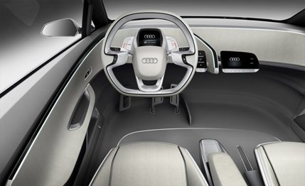 Amazing Audi A2 Concept Pictures & Backgrounds