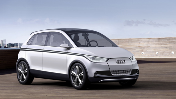 Audi A2 Concept High Quality Background on Wallpapers Vista