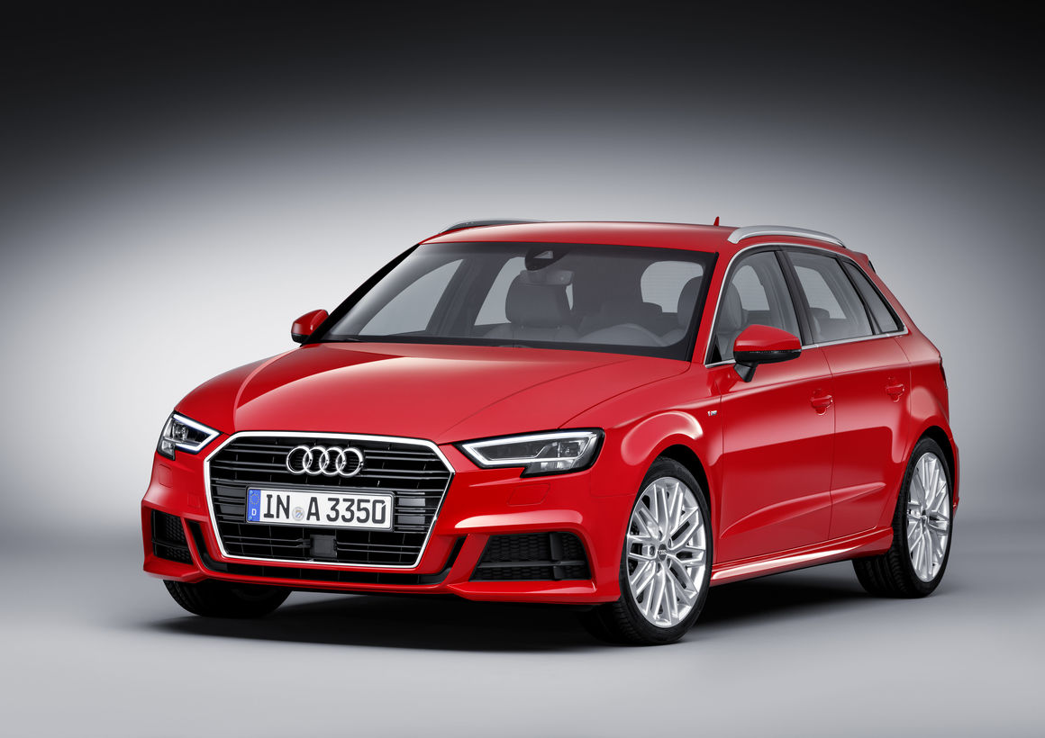 HQ Audi A3 Wallpapers | File 102.01Kb