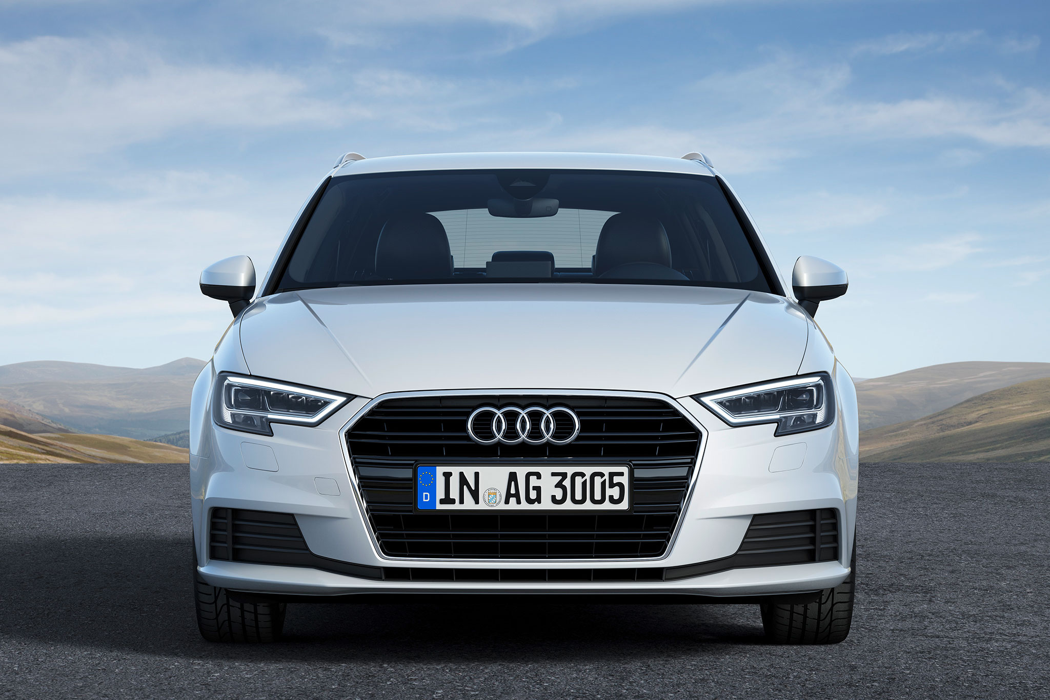 HQ Audi A3 Wallpapers | File 376.61Kb